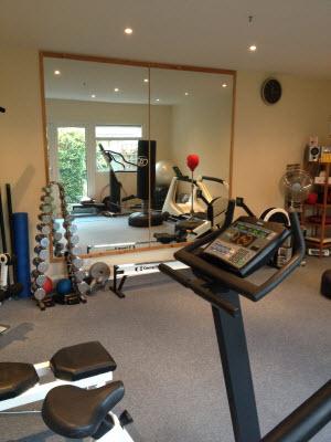 Anne Davidson Fitness Private Studios