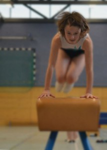 Gymnastics is a great activity